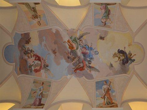 Collocazione dipinto Cattedrale di Noto