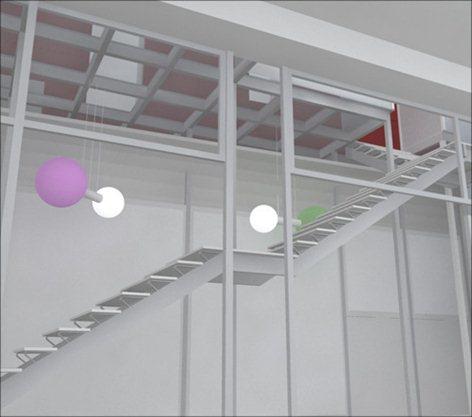 """Progettazione e distribuzione interna del Business Center """"Dedalus"""""""