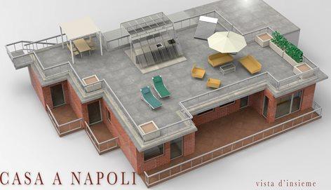 Casa a Napoli posillipo