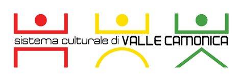 logotipo sistema culturale di valle camonica