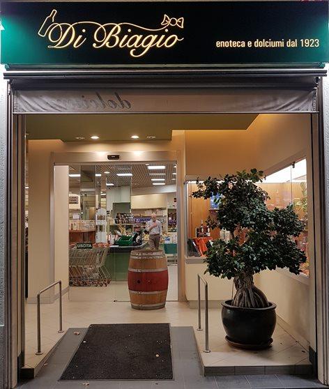 Enoteca Di Biagio in Piazzale Jonio - Roma