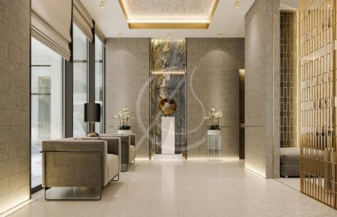 Interior Design Of Modern Luxury Residence Comelite Architecture Structure And Interior Design