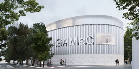 GAMeC - Gallery for Modern and Contemporary Art | C+S Architects