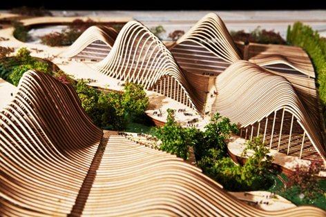 Veneto Green City - Masterplan