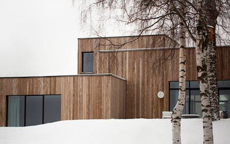 Gjøvik house