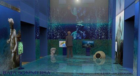 Ambientazioni Museo Multimediale