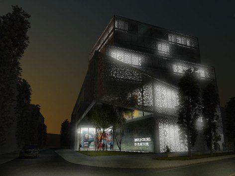 Designing in Teheran - progetto A