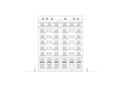 Relief of facade