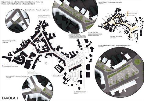 Riqualificazione urbana del centro urbano