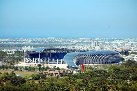 Main Stadium for The World Games 2009