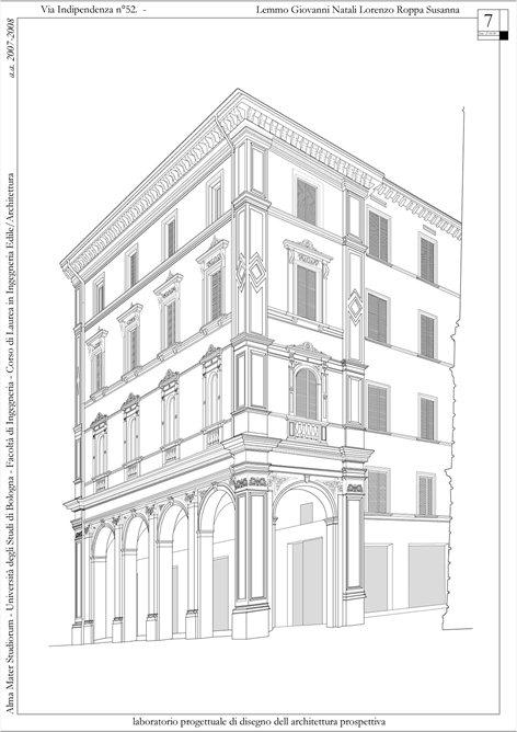 Disegno dell'architettura I