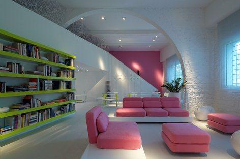 Simone Micheli's house