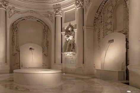 Il bagno immaginato