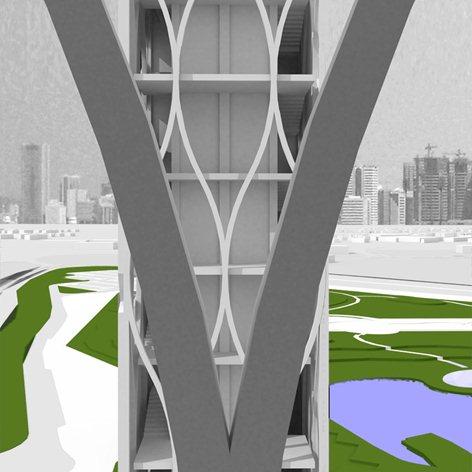 Un segno architettonico per Dubai
