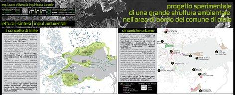 progetto sperimentale di una grande struttura urbana