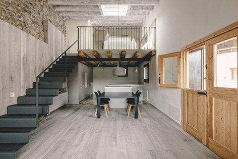 Housing Rehabilitation in La Cerdanya