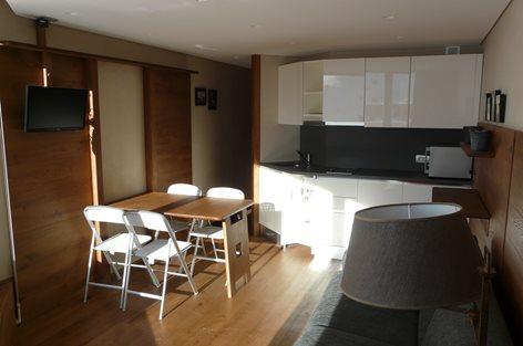 Ristrutturazione e arredamento appartamento 518