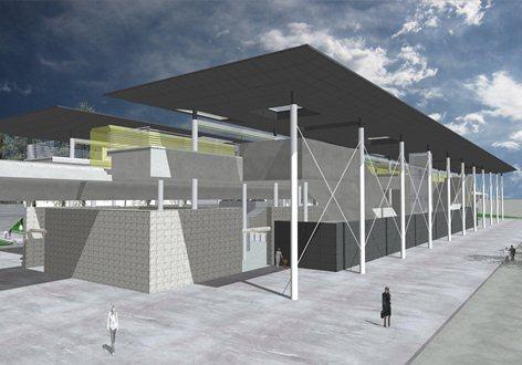 EXTENSION OF MILAN'S SUBWAY LINE M3 PAULLO STATION - CALEPPIO CERCA STATION