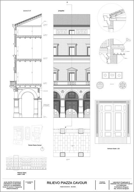 Disegno dell'architettura II