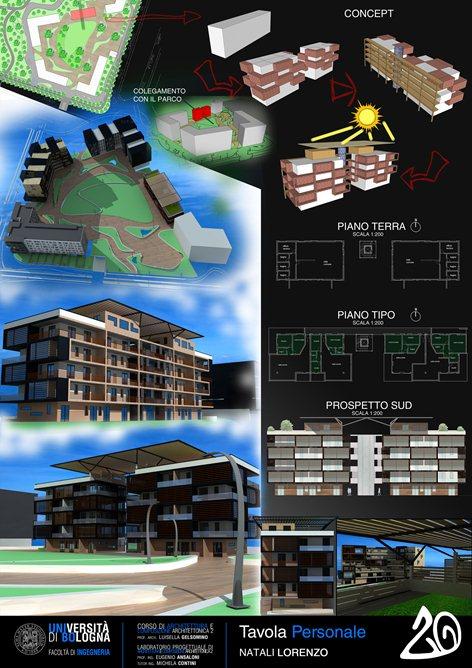 Composizione architettonica II