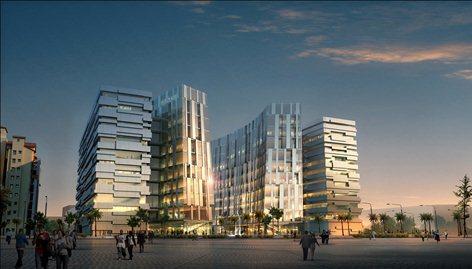 Rawdhat Residential Buildings