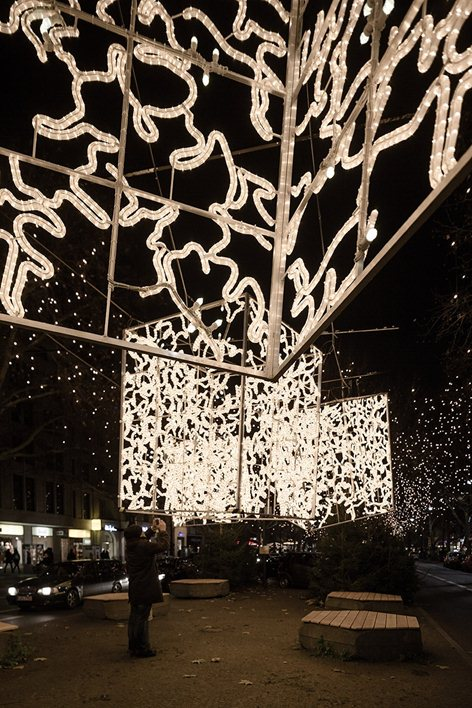 Weihnachtsbeleuchtung Berlin.Weihnachtsbeleuchtung Kurfürstendamm Brute Deluxe