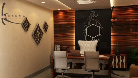 Office Interior Designers In Delhi Smk Technology