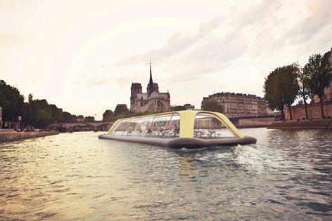 The Paris Navigating Gym