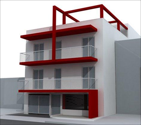 Progetto di un edificio residenziale