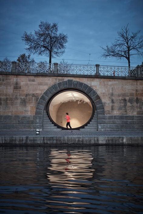 Revitalization of Prague riverfront area