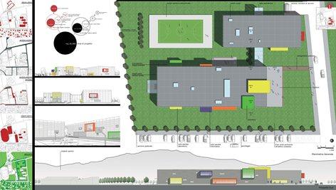 scuola primaria a Bonate Sopra (BG)