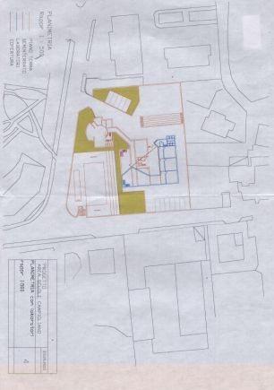 Progettazione preliminare scuola
