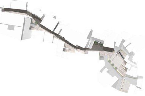 Riqualificazione urbana tematica del centro storico di San Martino d'Agri (PZ)