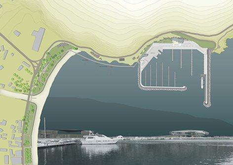 Riqualificazione area portuale e terminal turistico intermodale