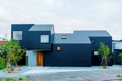 Triangle Layer House