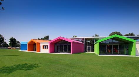 Nuova Scuola dell'Infanzia Pietro Nenni