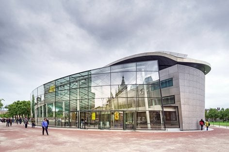New Entrance Building Van Gogh Museum | Hans van Heeswijk Architects