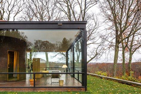 The Glass House Philip Johnson