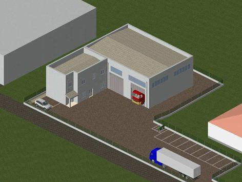 Edificio industriale