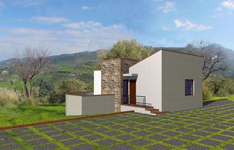 Casa in contrada Pozzetti