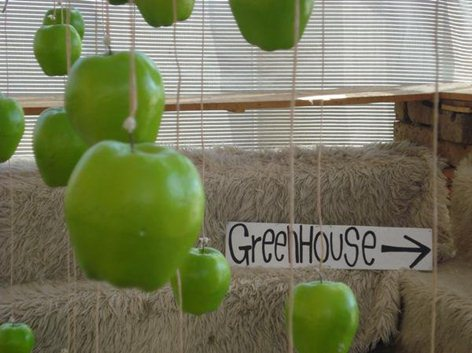 GREENHOUSE ART LAB