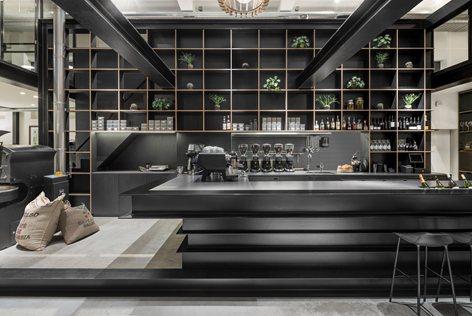 Capriole Café The Hague