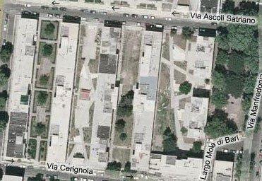 """Risanamento di un complesso IACP in Roma, località """"quarticciolo"""""""