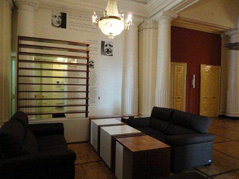 Allestimento Salone Consolato Tedesco a Napoli