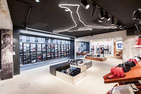 Jordan flagship store | Modular