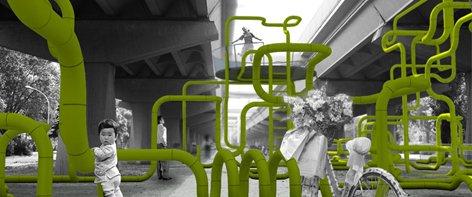 Sit Com - Riqualificazione sotto-viadotto di Corso Francia
