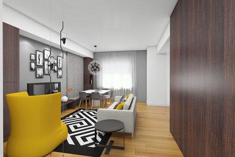 ristrutturazine appartamento con vista