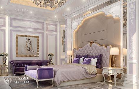 Royal Master Bedroom Interior Design Algedra Interior Design