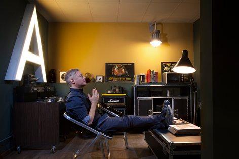 ANDROMEDA _ Recording Studio _