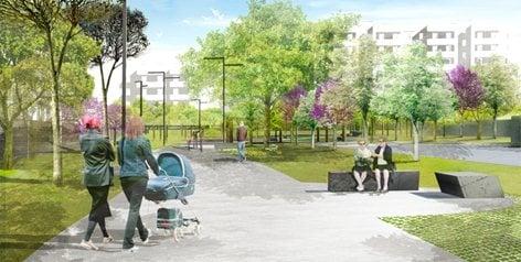 Concorso di Idee per la Realizzazione di Aree Attrezzate a Verde Pubblico e di un Parco